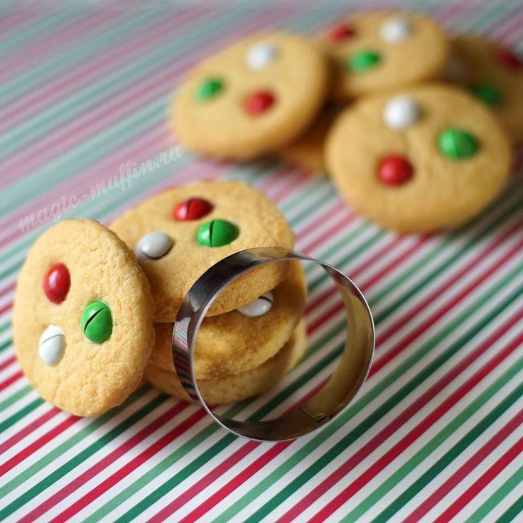 Форма для печенья Большой круг cookies circle