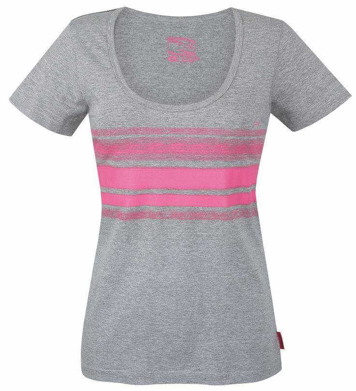 LOAP Dámské triko s krátkým rukávem AMANDA velikost XS-XL