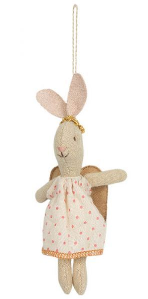 Maileg 2014: My Bunny Angel - Butik Paradisets bamser, tøj og brugskunst