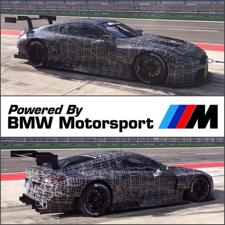 2018 M8 GTE