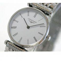 Mme White Sapphire ultra-mince montre à quartz