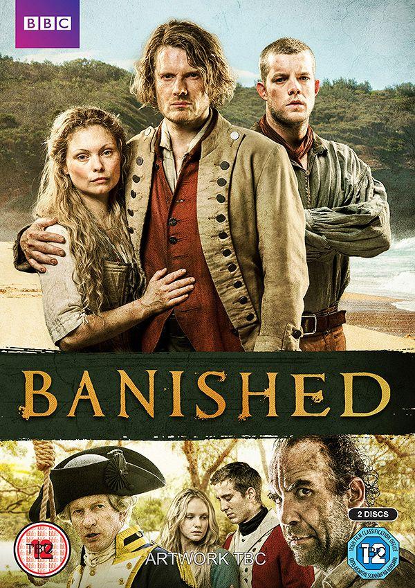 """Banished"" Banished (DVD) at BBC Shop"