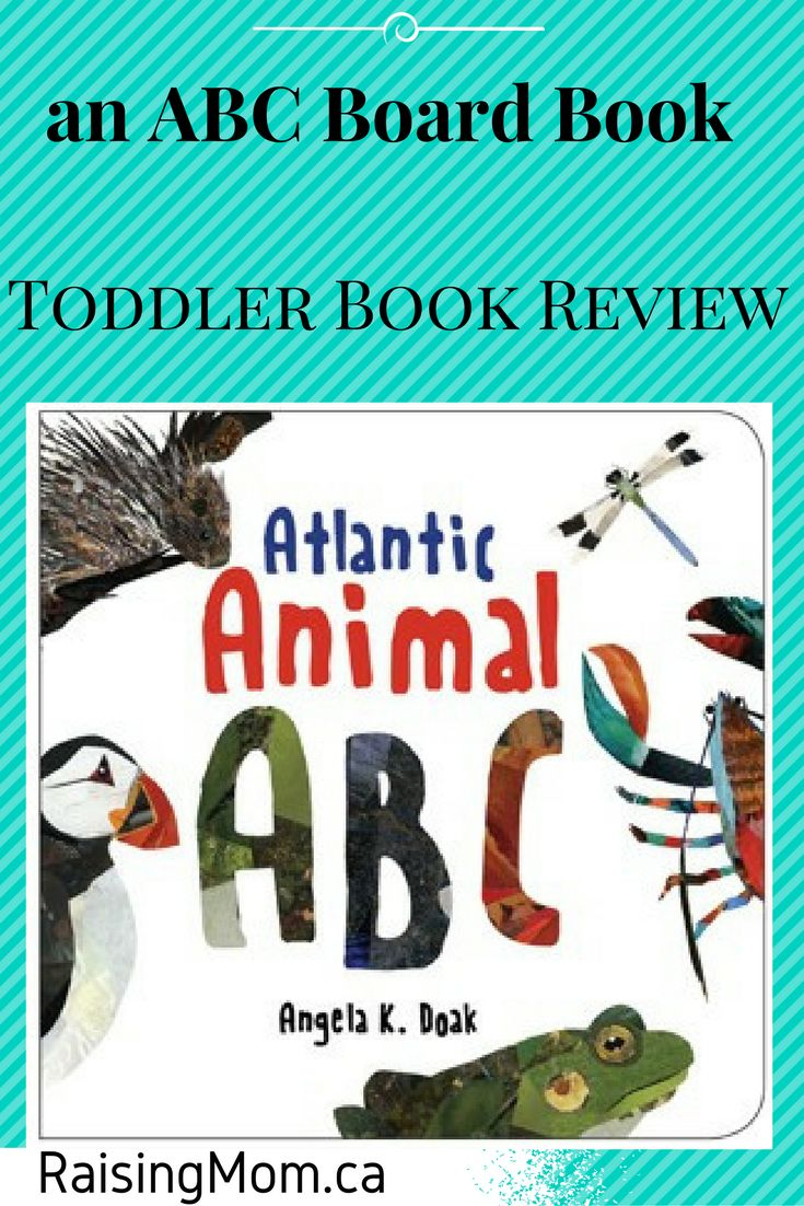 ATLANTIC ANIMAL ABC by Angela Doak -  This picture book has gorgeous paper collage illustrations by photographer and collage artist, Angela Doak. Children will love the vibrant images of animals from Atlantic Canada. This title would have a place in the nursery of any child, regardless of Zip/Postal Code. As you might assume, with a limited locale to draw animals from, some of the creatures are a bit loosely aligned with their letter of the alphabet (i.e. second parts of the animal name used…