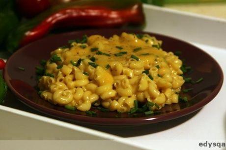 Wegańskie Mac&Cheese