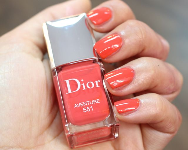Obsessing Over…Dior's New Gel Polish