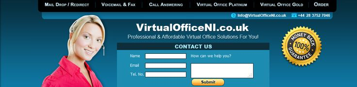 Virtual Office Gold Package  Virtual Office Gold Package is a complete virtual office solution for your business including the following services:    Northern Ireland city centre street address and mail forwarding.    Northern Ireland/ UK dedicated telephone number and voicemail service.    UK/ Northern Ireland fax number.