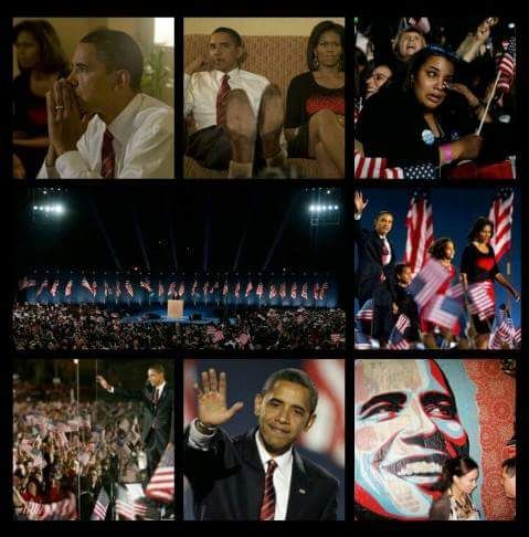 Black ThenNovember 4, 2008: Presidential History Is Made   Black Then