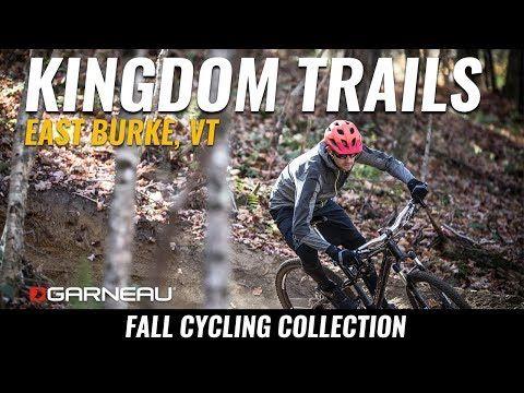 Mountain Biking Prevails on Kingdom Trails