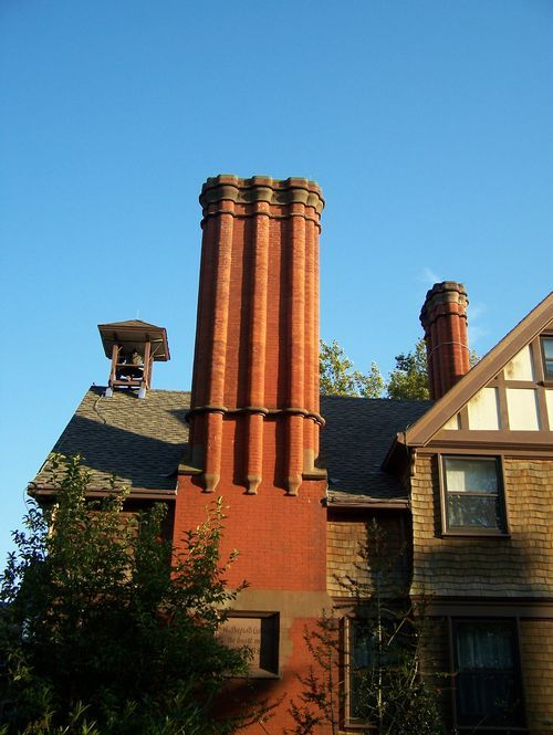 BEAUTIFUL CHIMNEY'S at WESTBROOK