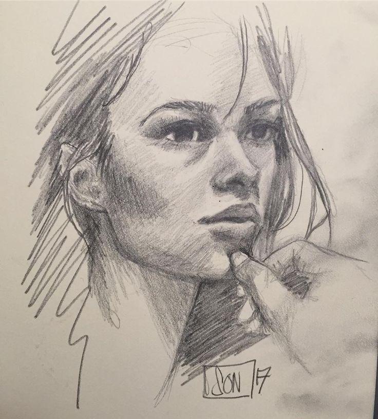 Flew #porterairlines last weekend. No TVs means quality time with my #sketchbook   #artist #artistsoninstagram #artisticcommunity #drawing #portrait #sketch #drawingoftheday #flying #inflightentertainment