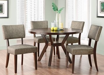 Casual Dining Room Furniture-The Enrica Collection-Enrica Table