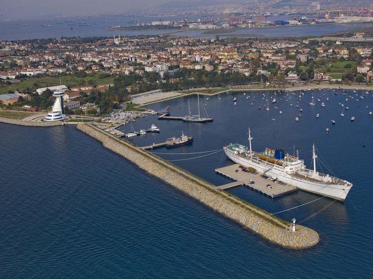 maritime transportation and management engineering.. Tuzla/İstanbul
