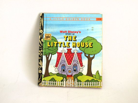 Walt Disney's Story of The Little House  Little by FunkyKoala