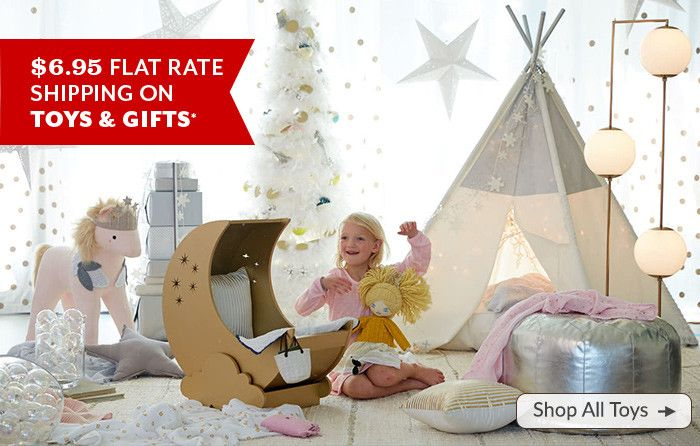 $6.95 Flat Rate Shipping on Toys and Gifts. Oversized fees and restrictions apply. Shop All Toys