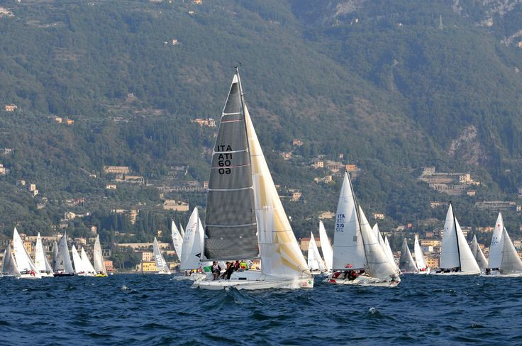 #Sailing in 2015 on Lake Garda! http://www.gardalombardia.it/gargnano-idc9/eventi/calendario-gare-circolo-vela-ide32.html