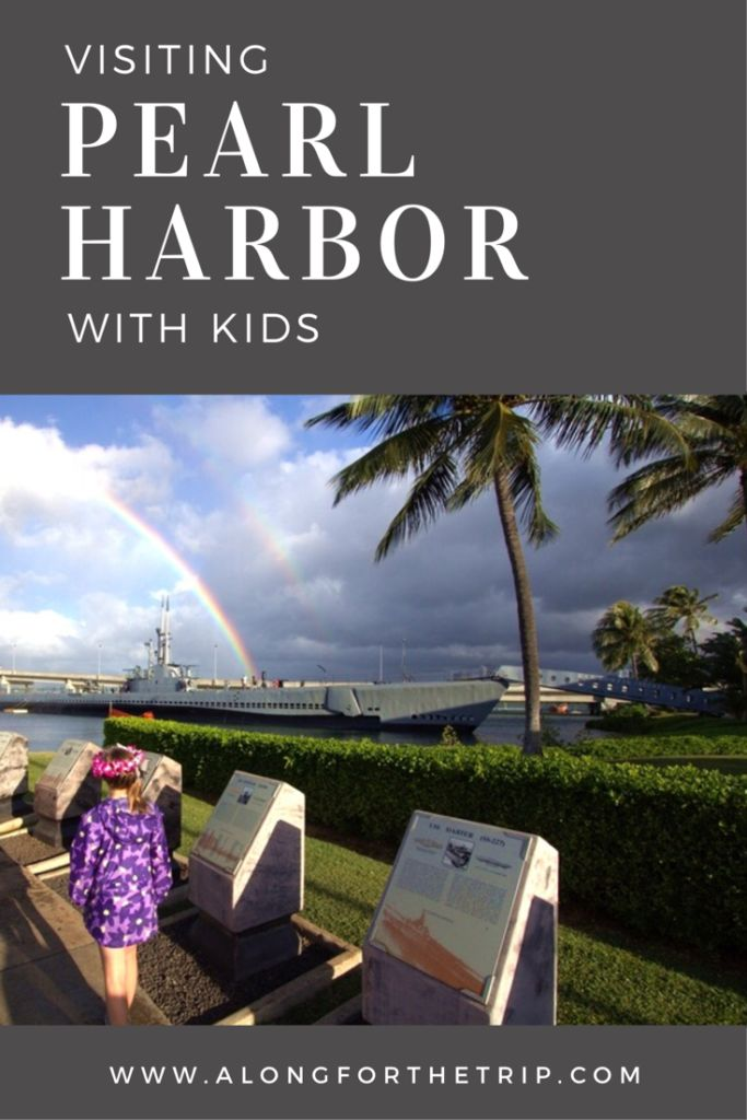 Make sure that Pearl Harbor and the USS Arizona Memorial are on your list if you're visiting Hawaii. It's a beautiful, family-friendly park! Make time to tour the USS Missouri, the USS Bowfin, or the Pacific Air Museum. It's just a short drive from Honolulu and park entry is free! | WWII Valor in the Pacific National Monument