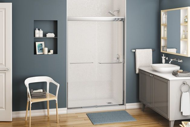 Kameleon 6mm, #shower door by MAAX A perfect fit for everyone, everyday.  #bathroom  #STYLES, ACCESSORIES & CONFIGURATIONS TO SUIT ANY TASTE  check out the full product page: http://www.maax.com/en/main%20navigation/shower%20doors/new/kameleon.aspx