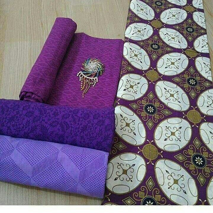 Set batik embos. 145rb (4m)