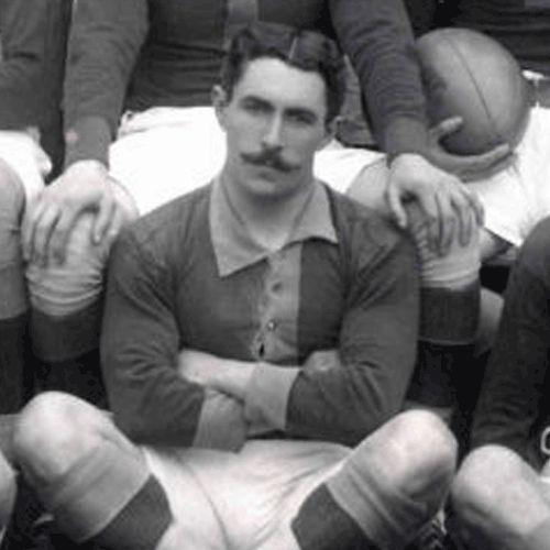 François FOURNIÉ (1888-1914) (Rugby) (Mort pour la France)