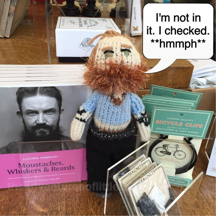 #TomHardy #JohnRylandsLibrary #manchester #uk #england #beards #moustaches #gingerbeard #mybeardisepic