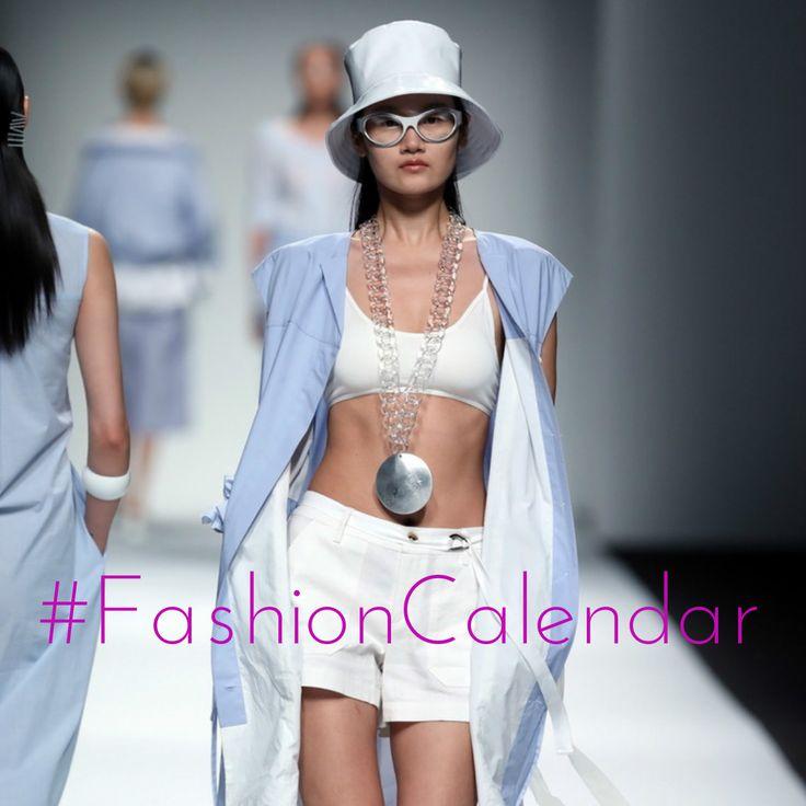 FASHION CALENDAR (April 2017) - All #fashion #events in one place!   http://www.fashionstudiomagazine.com/2017/03/fashion-calendar.html  #April #FashionCalendar #FashionWeek #SaveTheDate