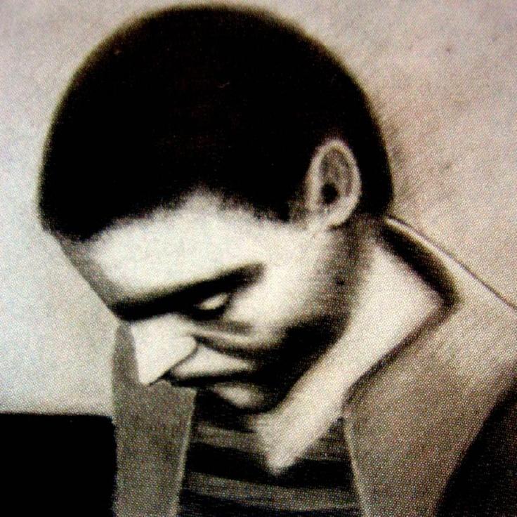 Barry G. Lett - Portrait of Tony Fomison