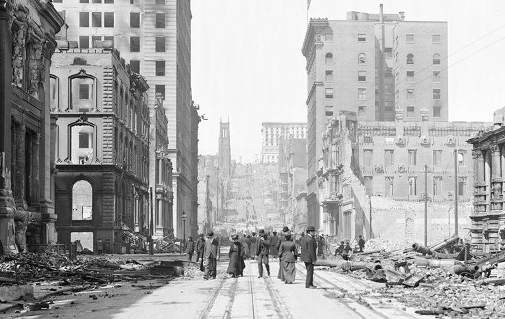 Photos of the 1906 San Francisco Earthquake - The Atlantic