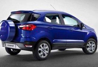 Ford Ecosport Wallpapers