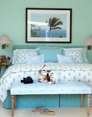 1000 Ideas About Beach Themed Bedrooms On Pinterest