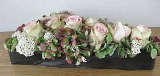 Afbeeldingsresultaat voor bloemschikken met hortensia