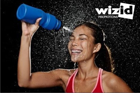 Wizid Promotions have an extensive range of promotional sports bottle in BPA free FREE materials, glass, aluminium and stainless steel.