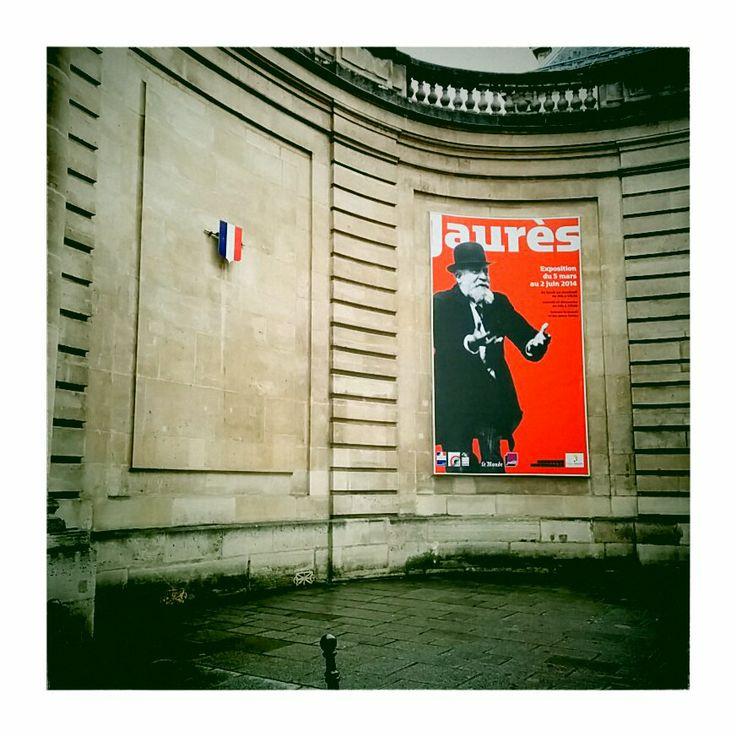 Exposition «Jaurès» du 5 mars au 2 juin 2014 aux Archives nationales - Site de Paris https://www.archives-nationales.culture.gouv.fr/sia/fr/web/guest/exposition-jaures