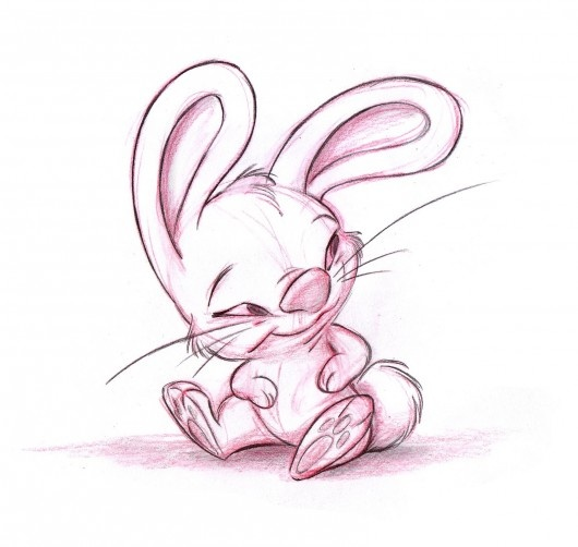 1000+ Images About Art - Animated Bunnies On Pinterest | Cartoon How To Draw Cartoons And Eyes