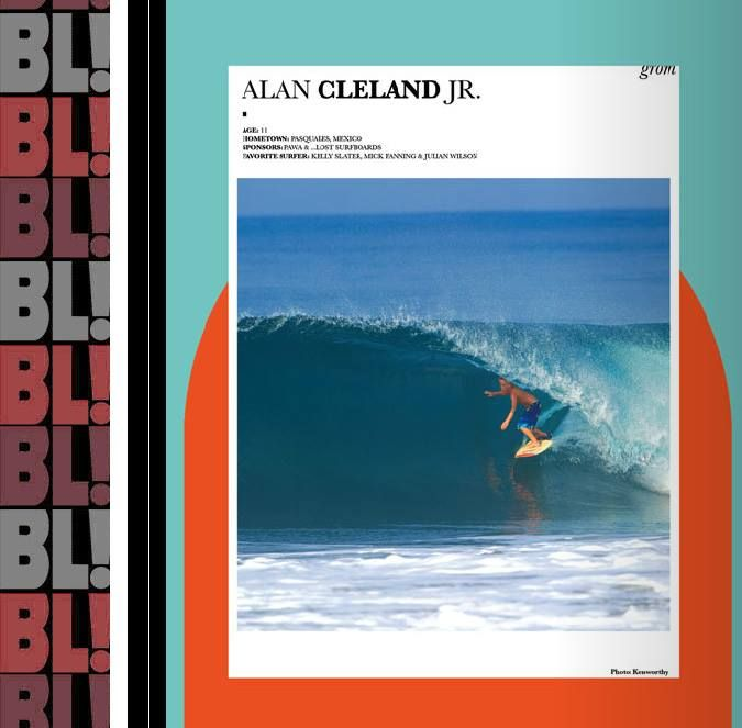 Little Alan on Blisss Mag #pawasurf #pawasurfco #pawa #blisssmag