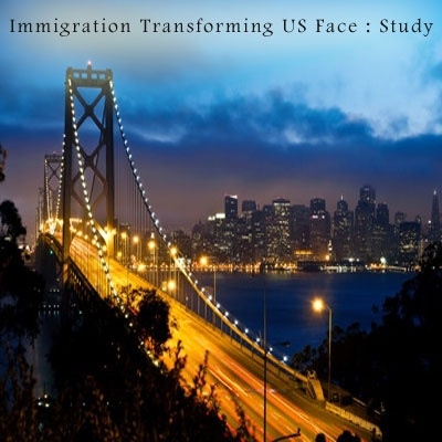 A recent study done by a well-known research group (the Pew Research) from the US alleges that immigration is radically altering the racial structure of the US even as 17% of the country's citizens have Hispanic roots.
