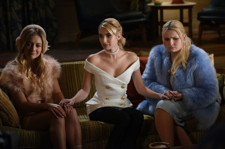 SCREAM QUEENS Season 2 Episode 3 Photos Handidates
