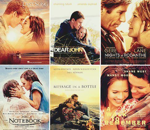 Good movies romantic