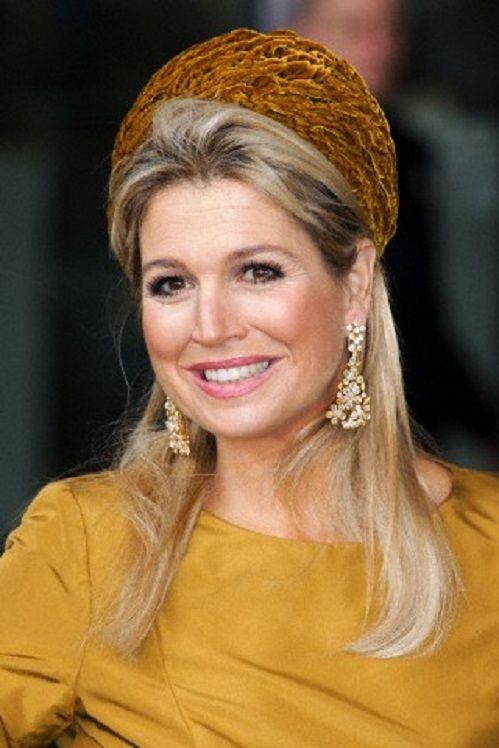 Dutch Queen Maxima
