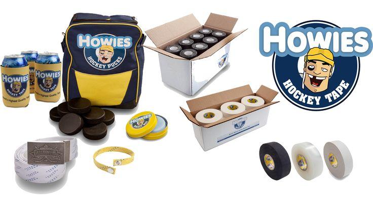 Howies Hockey Tape krousesports.com