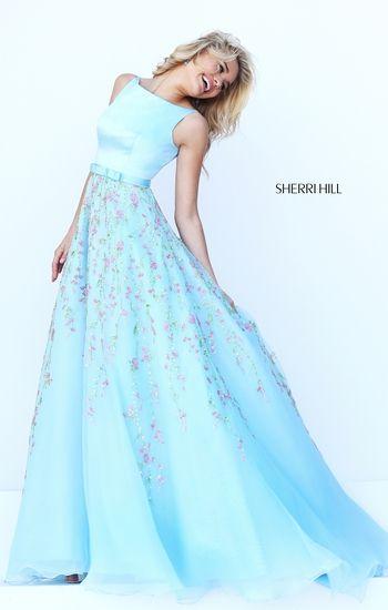 Sherri Hill 50434