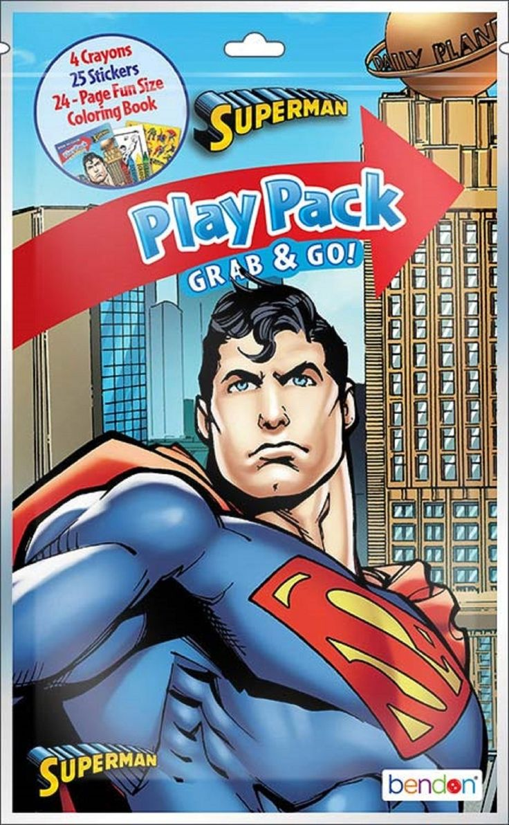 Partytoyz Inc. - Superman Grab and Go Play Pack Party Favors - Man of Tomorrow, $1.00 (http://www.partytoyz.com/superman-grab-and-go-play-pack-party-favors-man-of-tomorrow/)