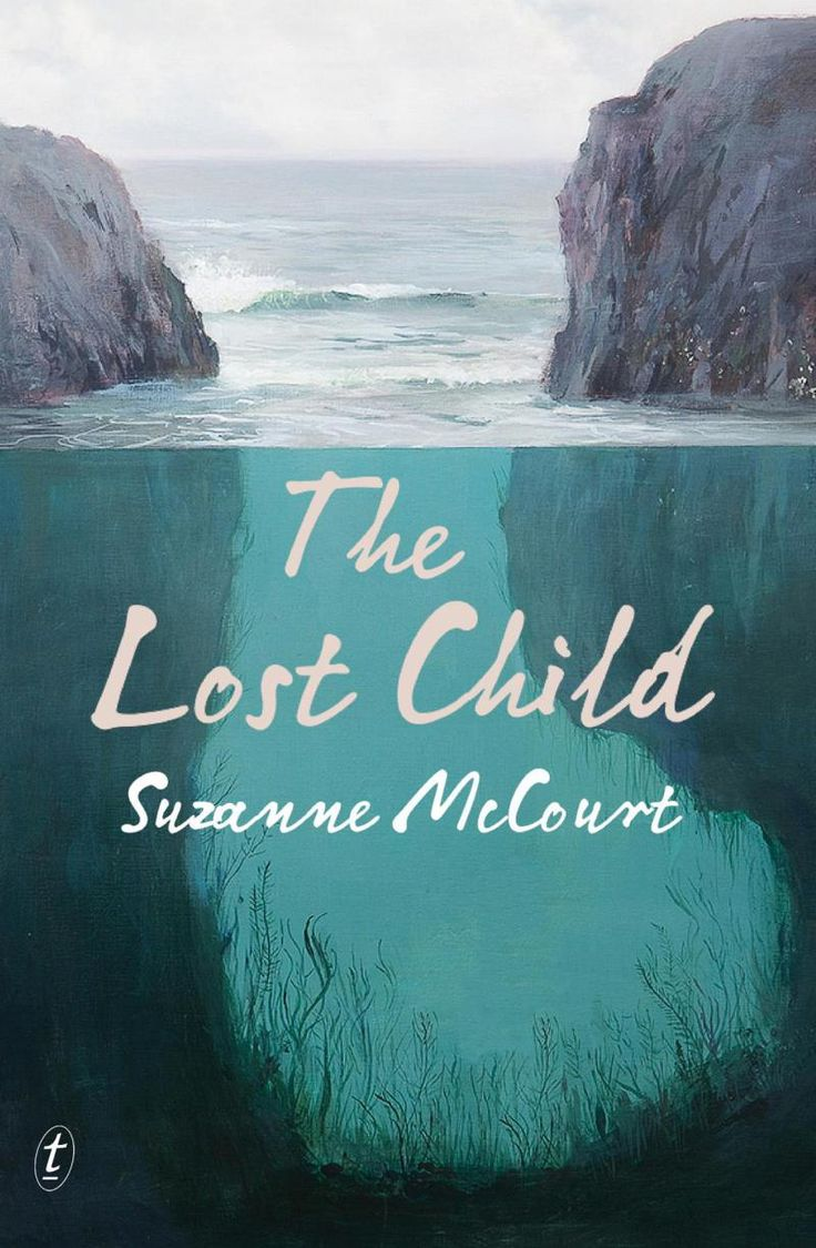 The Lost Child by Suzanne McCourt; design by Imogen Stubbs