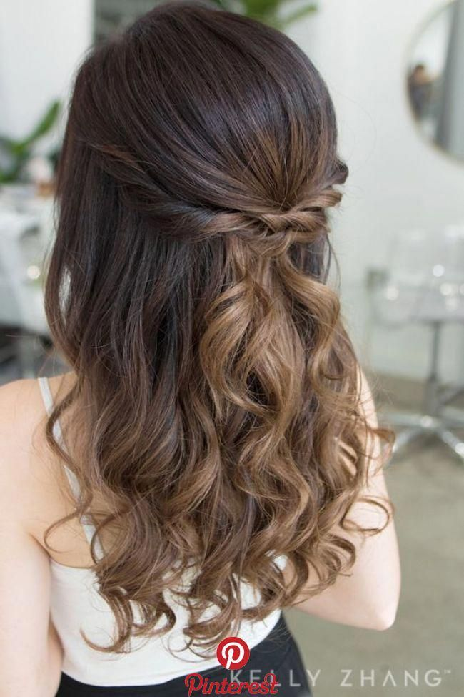 Easy Diy Prom Hairstyles For Long Hair Prom Season Is Upon Us So It S Time To Get Those Tresses Princess Read Prom Hair Medium Hair Styles Medium Hair Styles