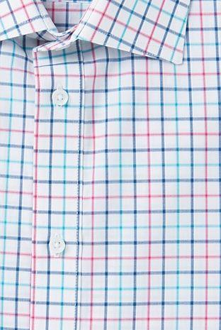 Fine Tattersall Shirt