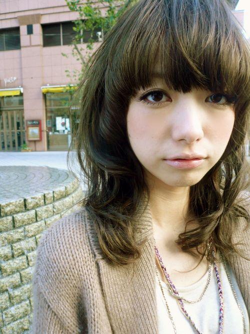 ソフトマッシュウルフミディアム - THE OVERSEA / オーバーシー [東京都] - スタイル -