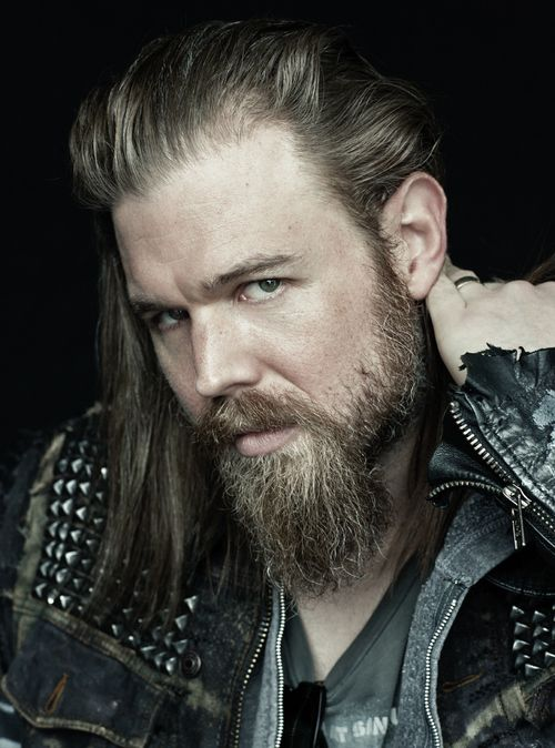 Opie, Sons of Anarchy, SAMCRO, SOA, bikers, brothers, family, great tv, beard, powerful face, intense eyes, hand, portrait, photo