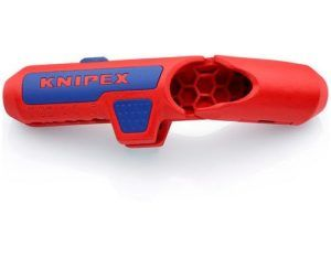 Knipex ErgoStrip, Typ: Abisolierzange, Universal-Abmantelungswerkzeug