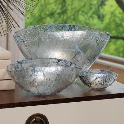 Global Views Spark Serving Bowl Size: Medium