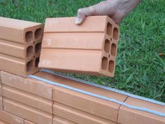 Eco amigável material de construção