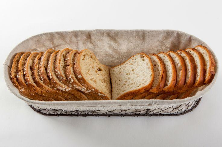 Disfruta de la #primavera con nuestro pan de molde #Genius - blanco y rústico - #FrescoSinGluten